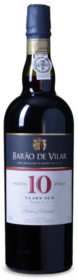 Barão de Vilar 10 Years old Port