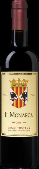 Il Monarca Rosso Toscana