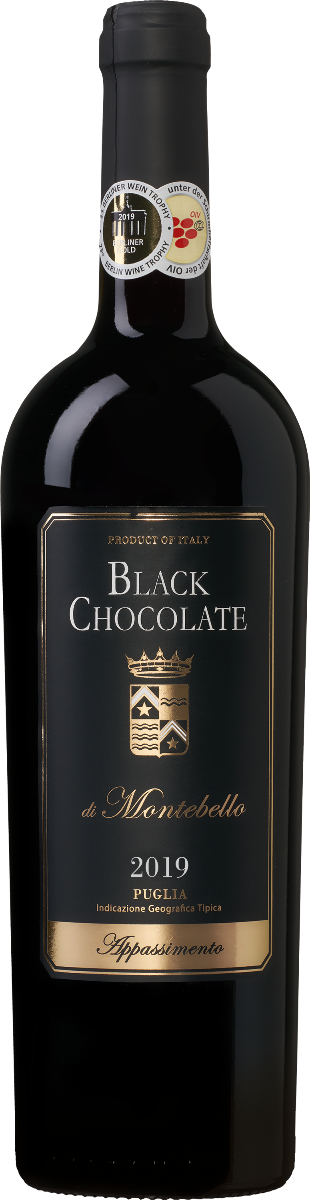 Black Chocolate di Montebello 'Appassimento'