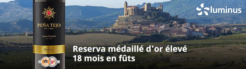 Crelan - Monumentaal mooie Ribera del Duero