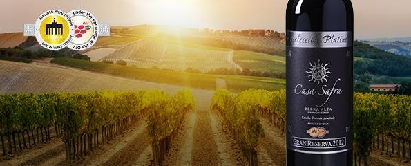 Vin rouge espagnol rare a petit prix