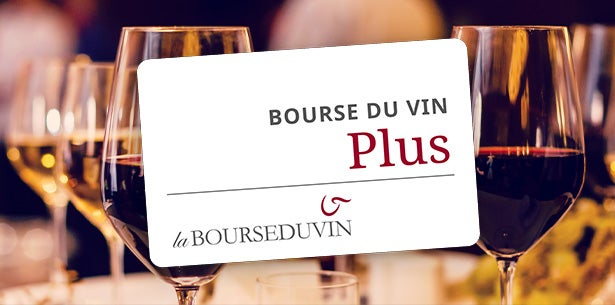 Bourse du Vin Plus