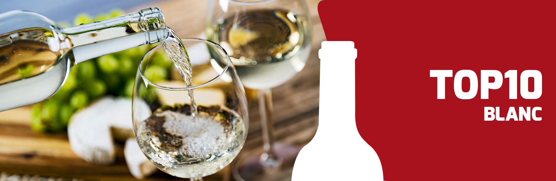 Top 10 vin blanc