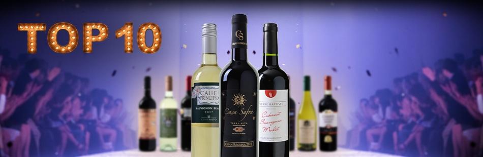 Top 10 | Wijnvoordeel