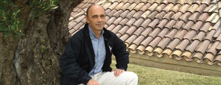 Wijnmaker Javier Martinez de Salinas
